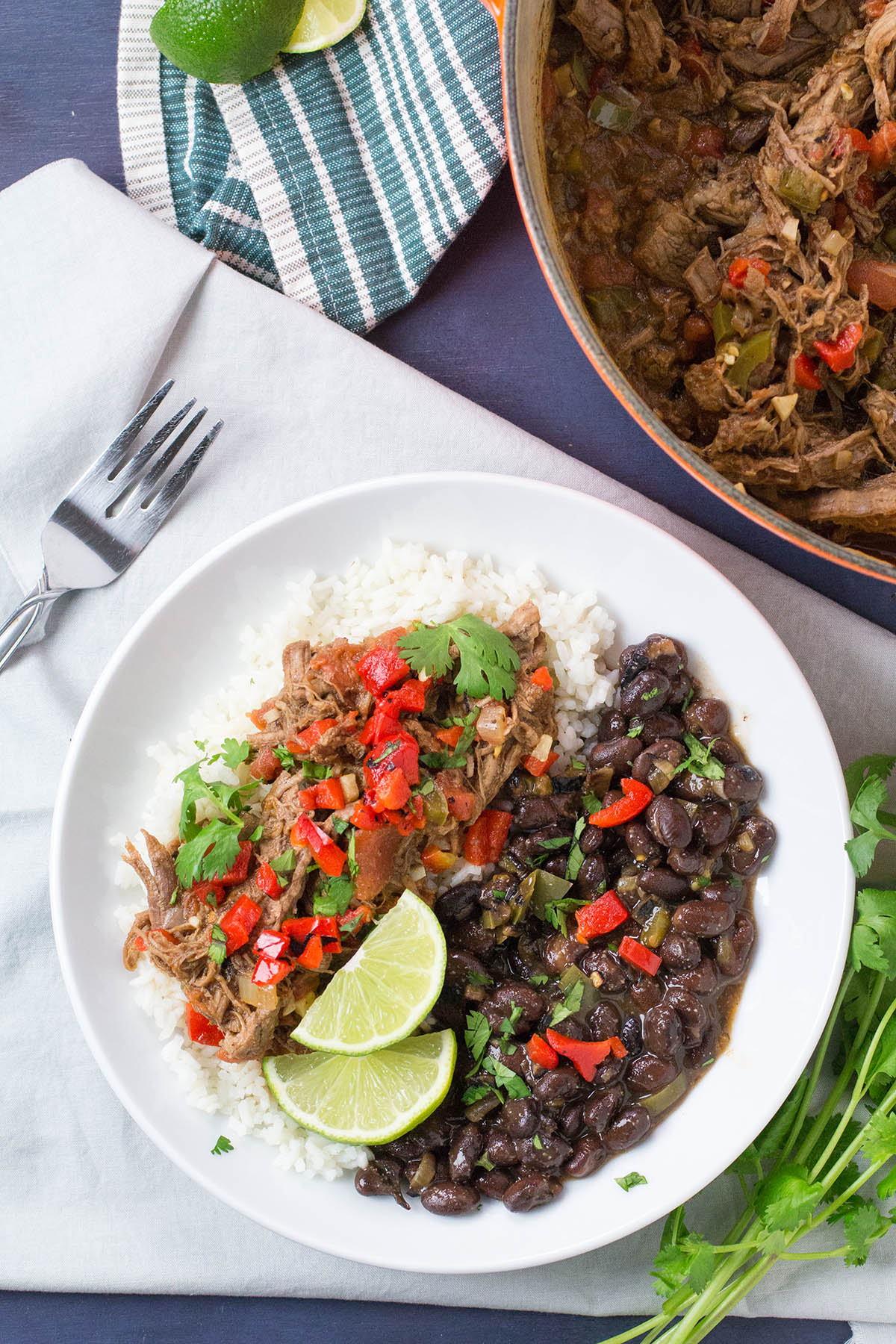 Ropa Vieja - Cuban Shredded Beef – Recipe