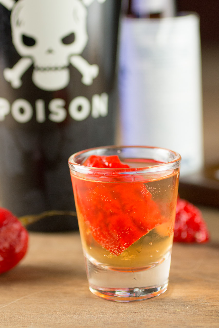 Scorpion Tongue Vodka Shot
