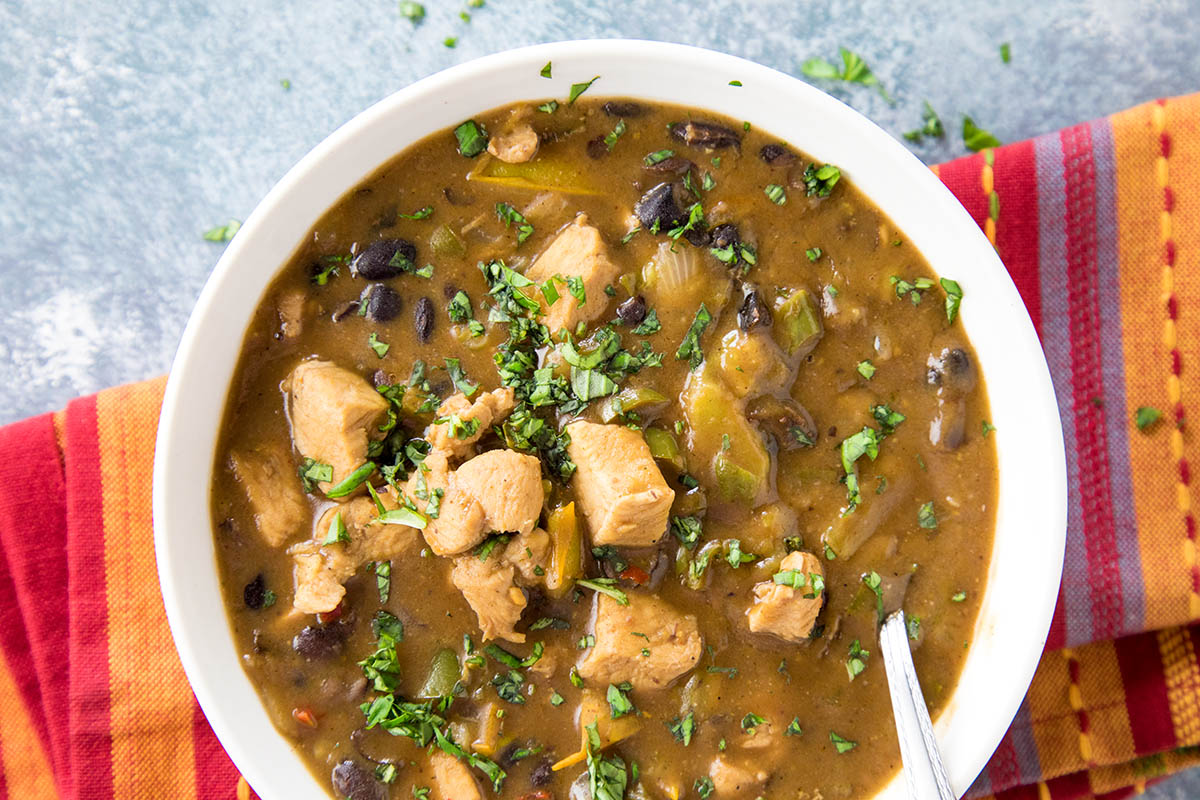 Southwest Style Chicken Gumbo – Recipe