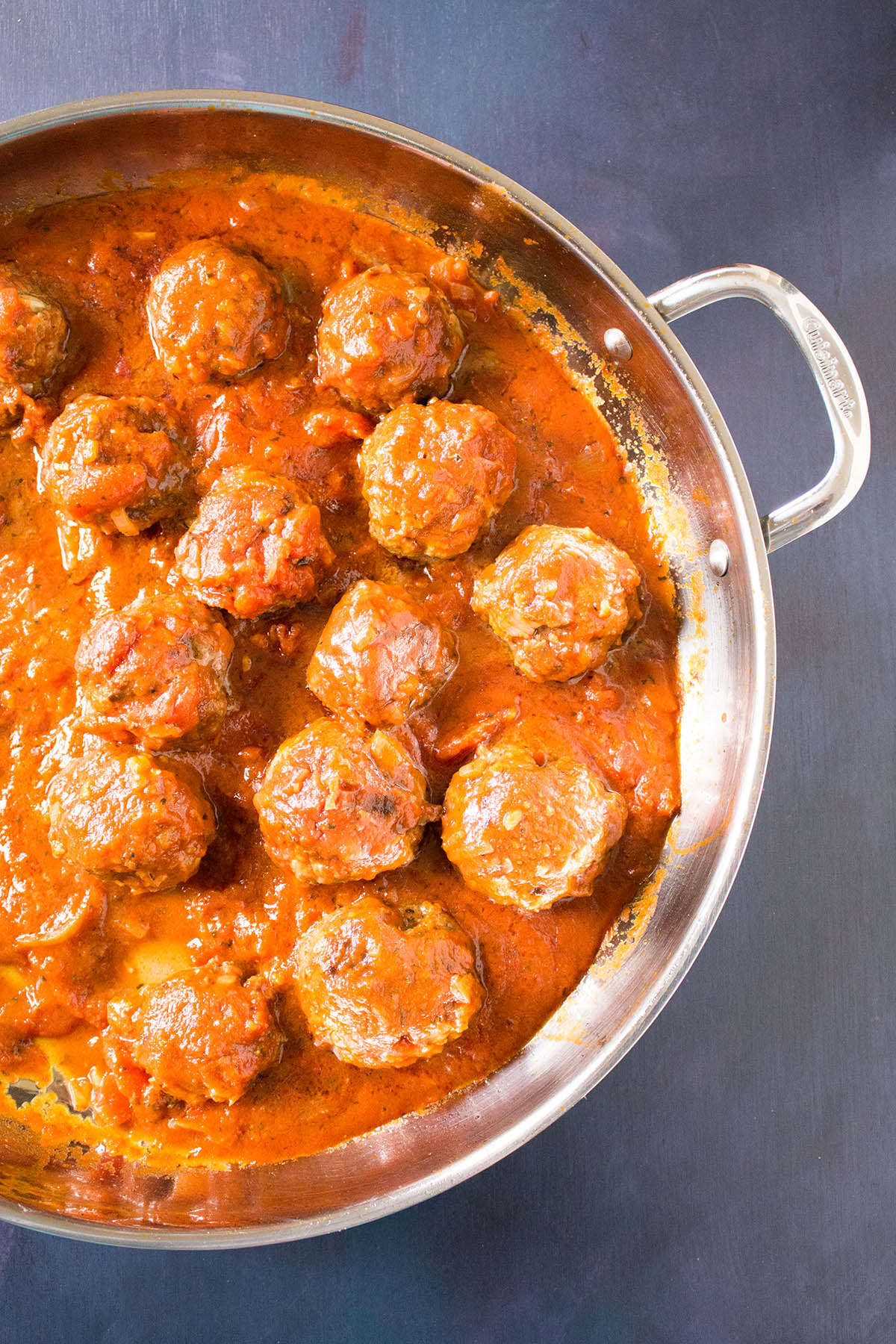 Spicy Meatballs Sub Sandwiches - Recipe