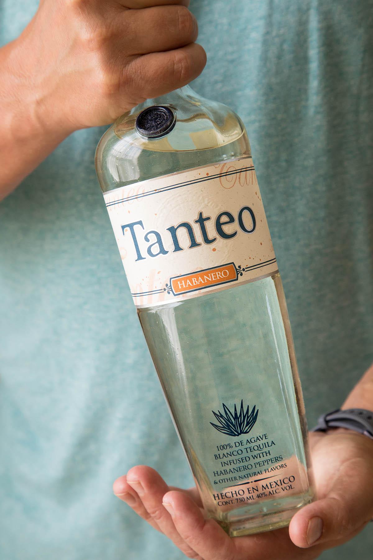 Summer Heat Wave – a Fiery Mango-Habanero Cocktail - Recipe