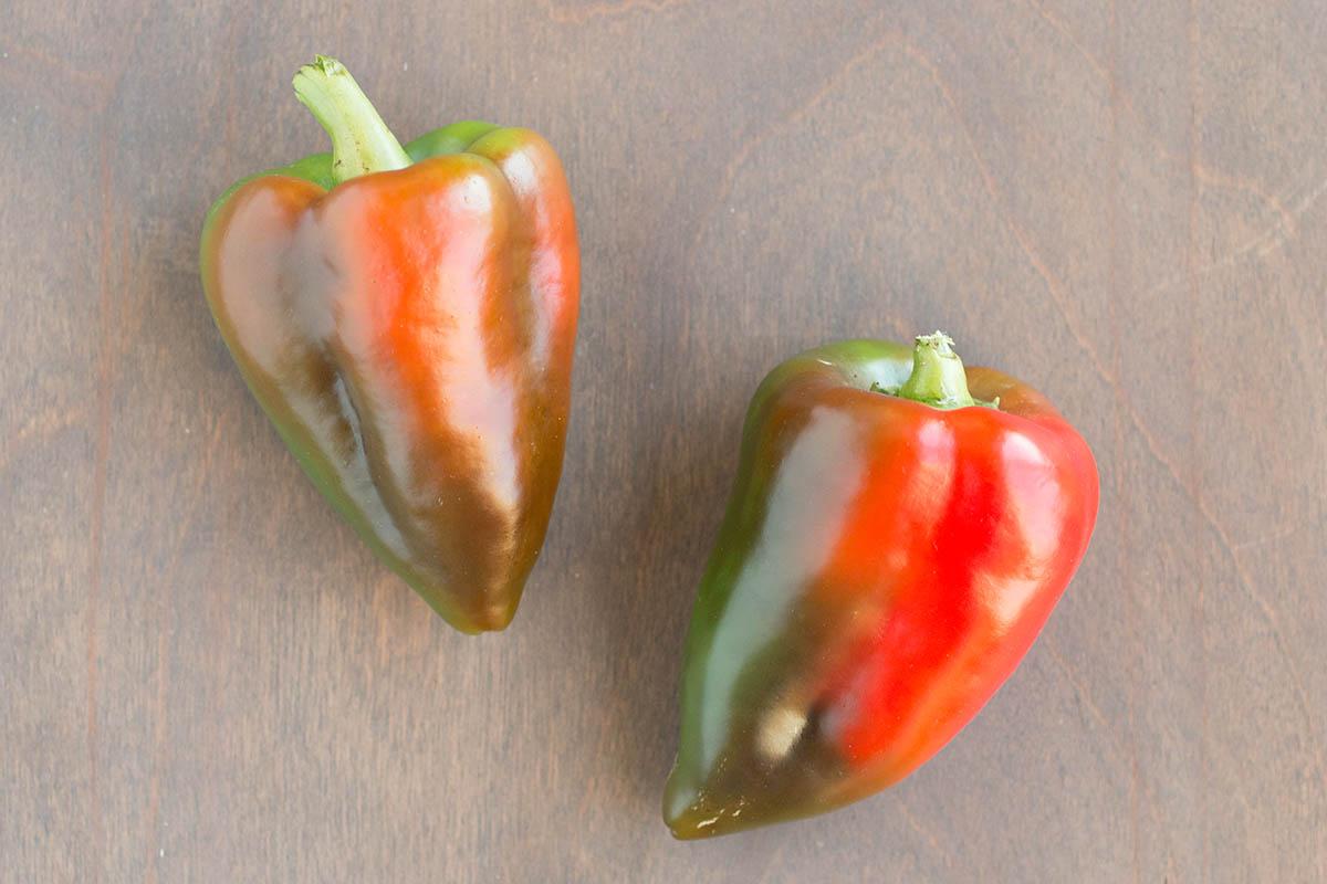 Sweet Apple Pepper