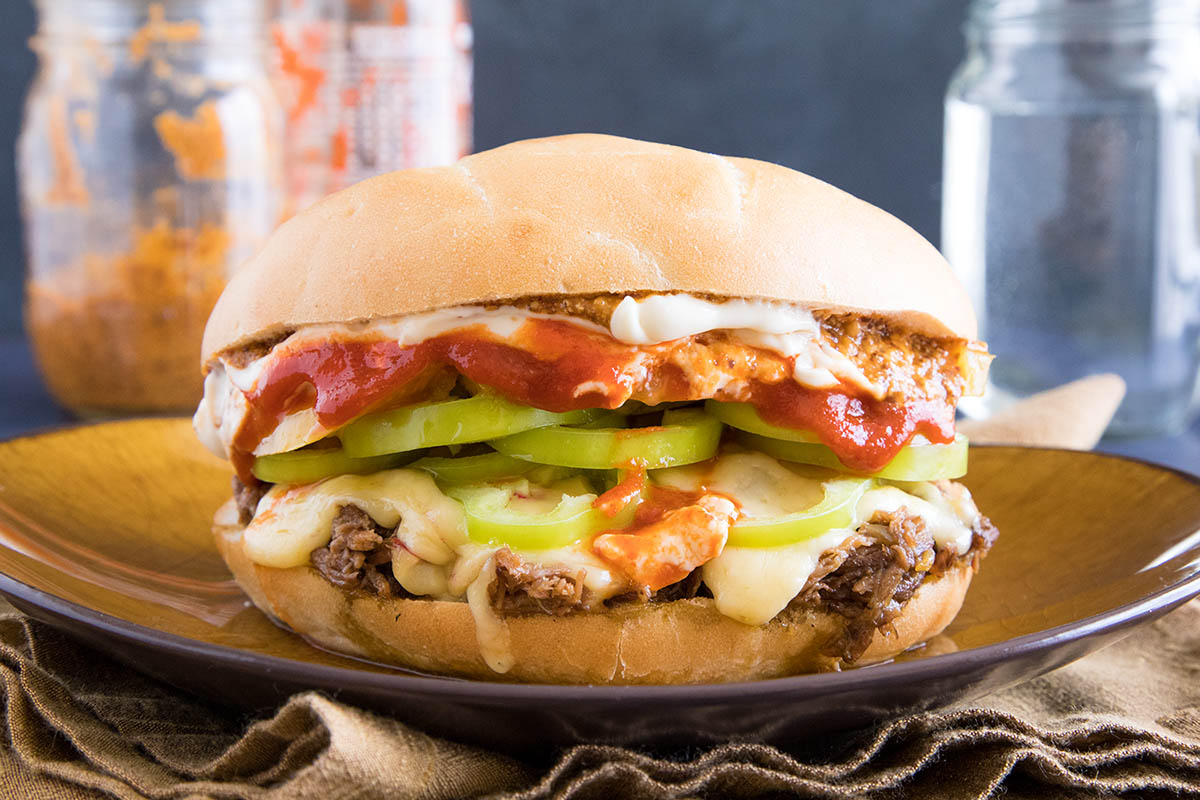 The Ultimate Leftover Pot Roast Sandwich - Recipe