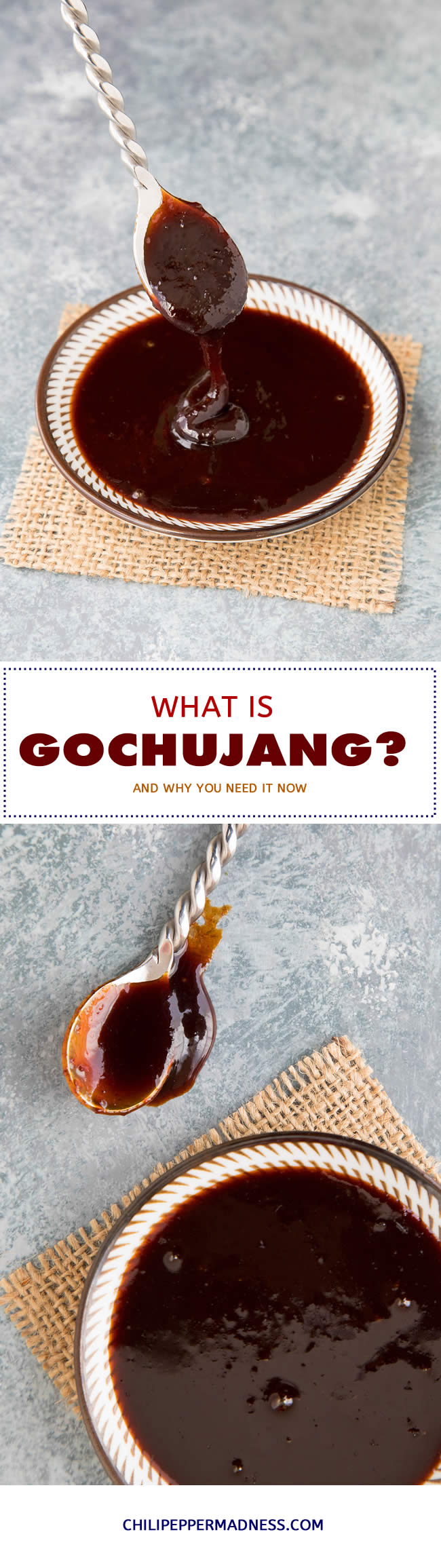 What is Gochujang? You need this in your kitchen!