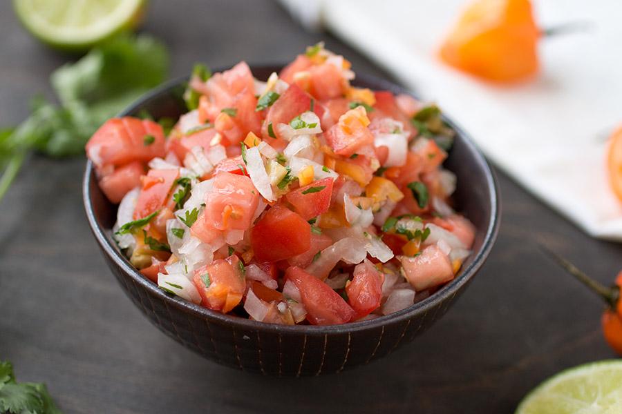 Xni Pec Habanero Salsa - Recipe