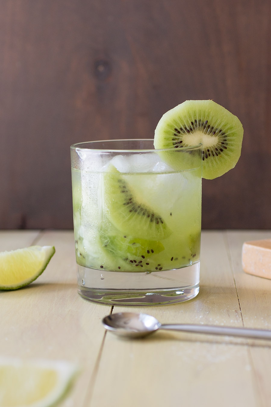 Kiwi Caipirinha Chili Pepper Madness