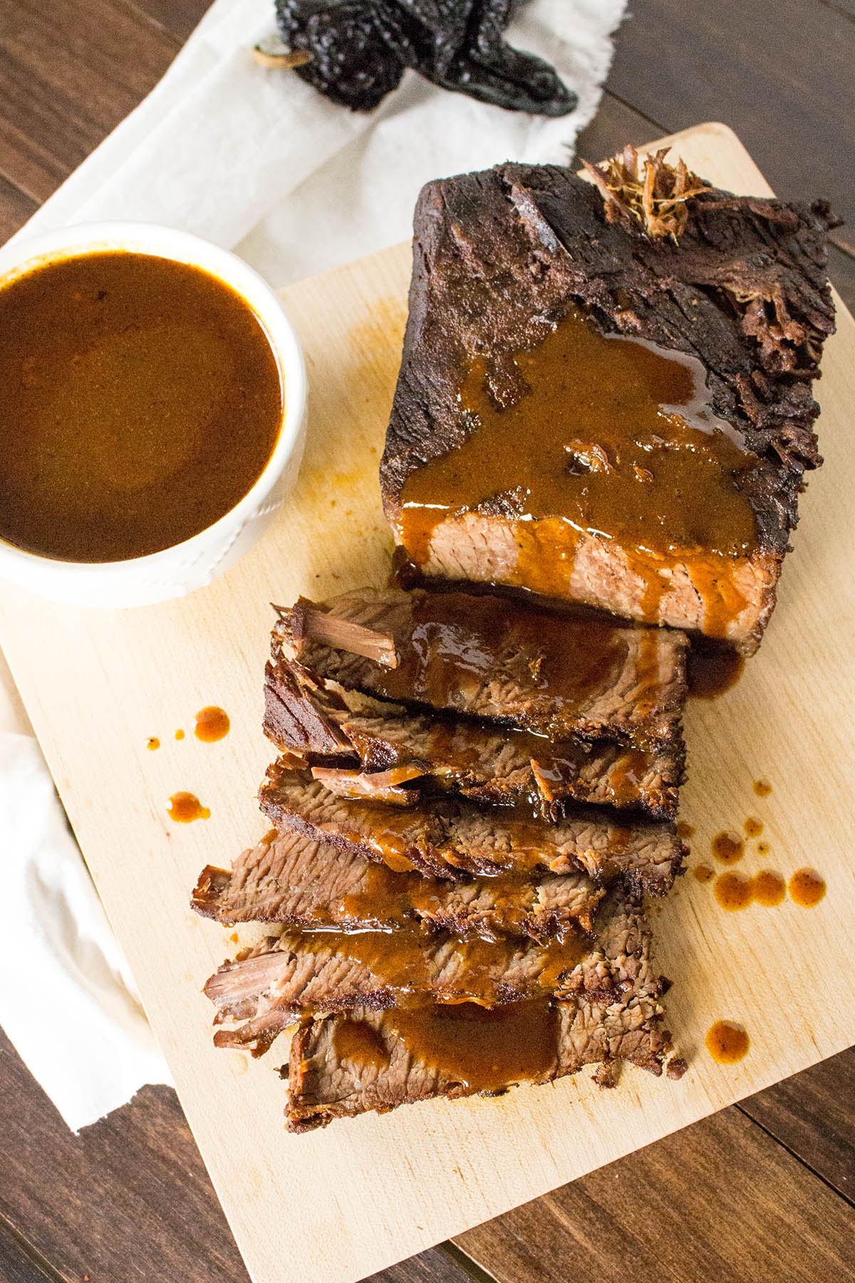 Easy Tender Braised Brisket
