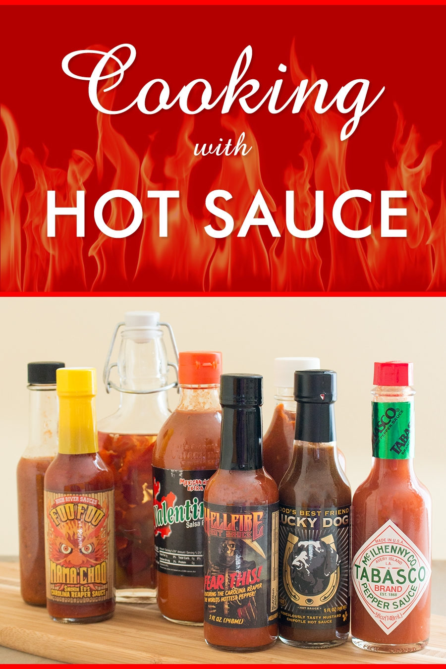 Cooking with Hot Sauce