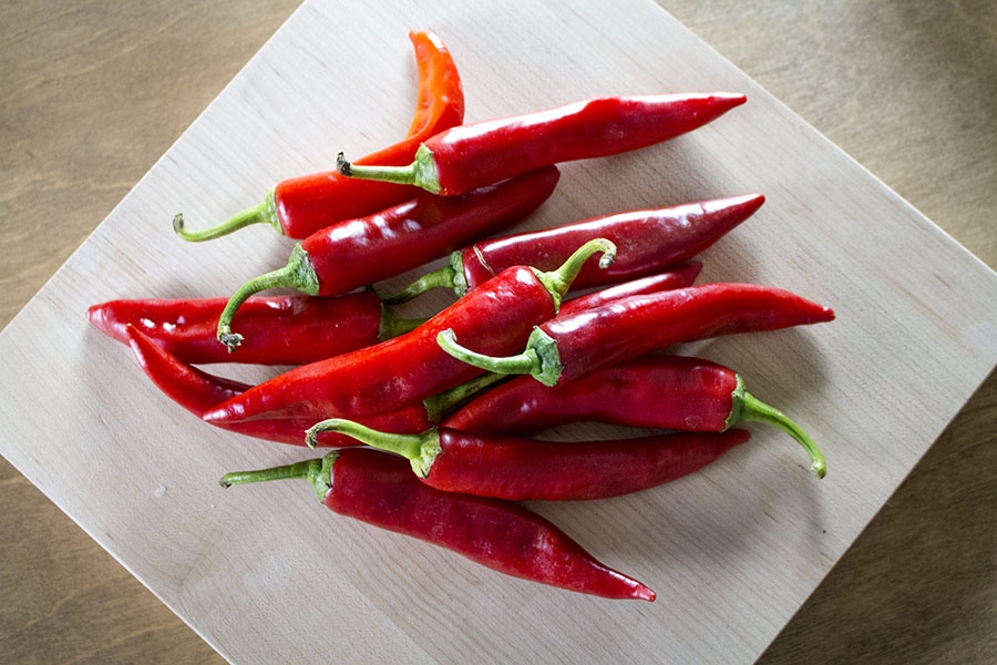 Sucette de Provence Chili Pepper