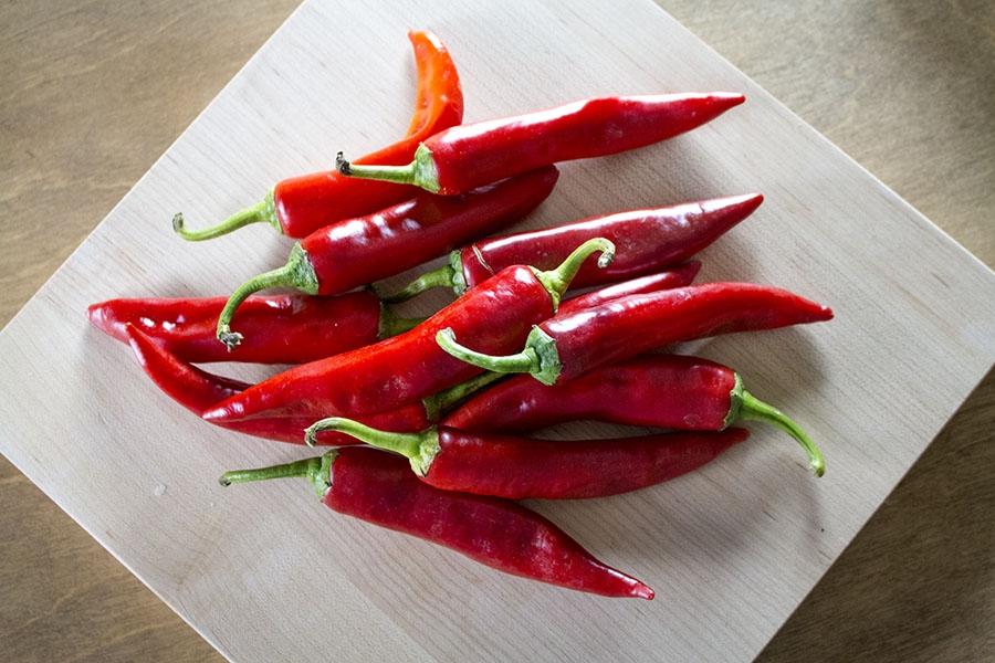 Sucette de Provence Chili Pepper