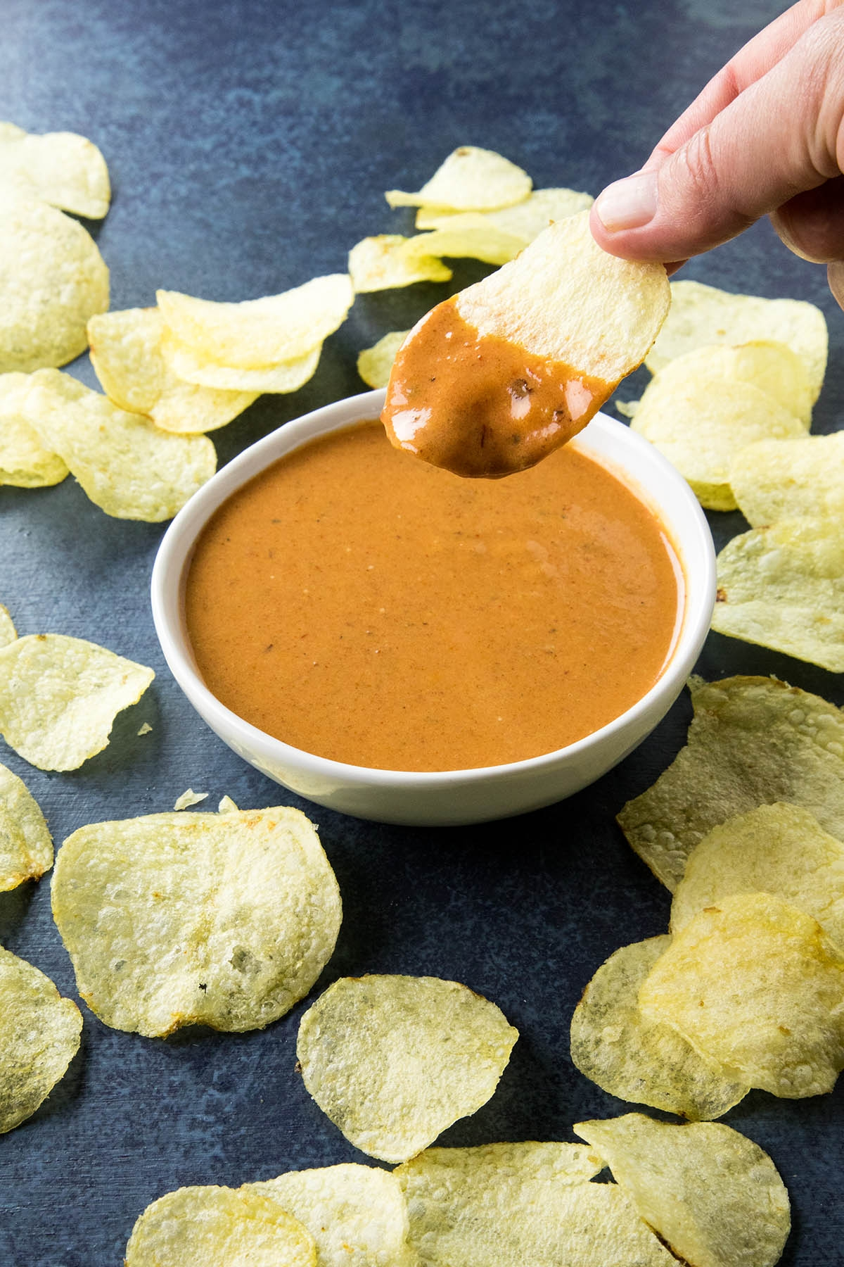 Chipotle Honey Mustard Dip