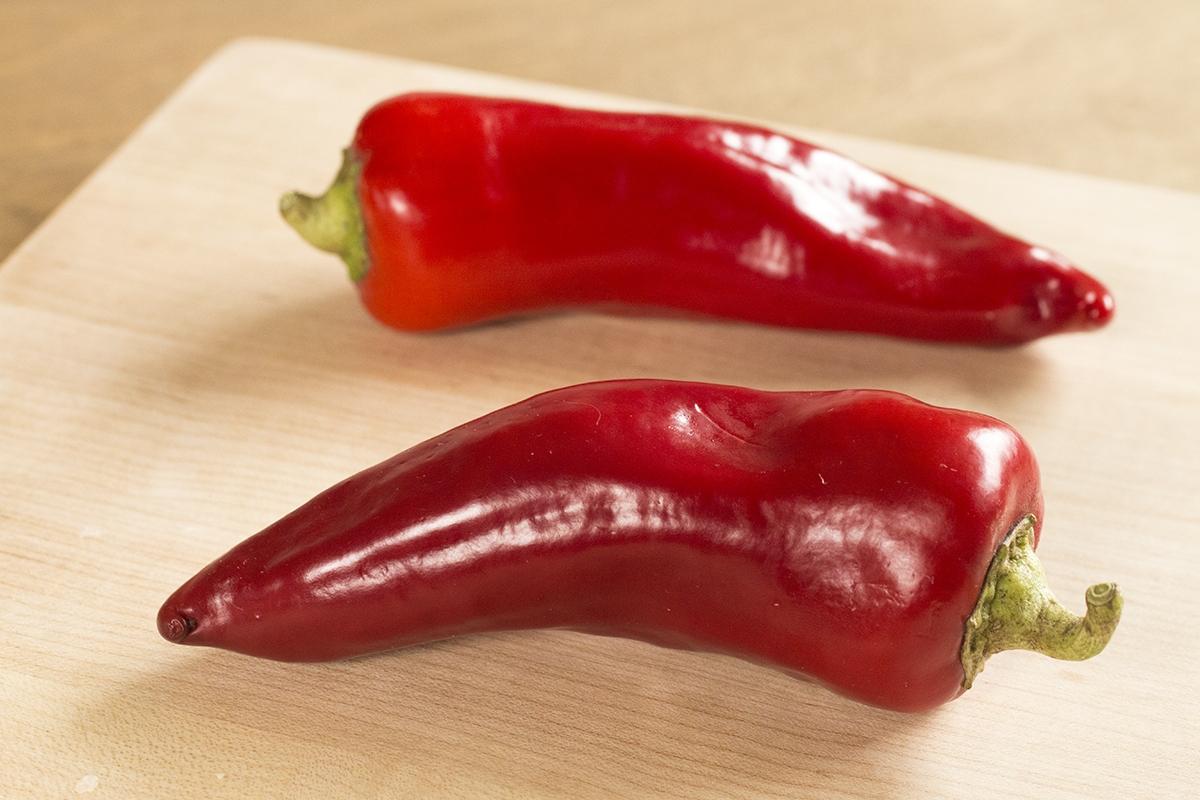 Purple Marconi Chili Pepper