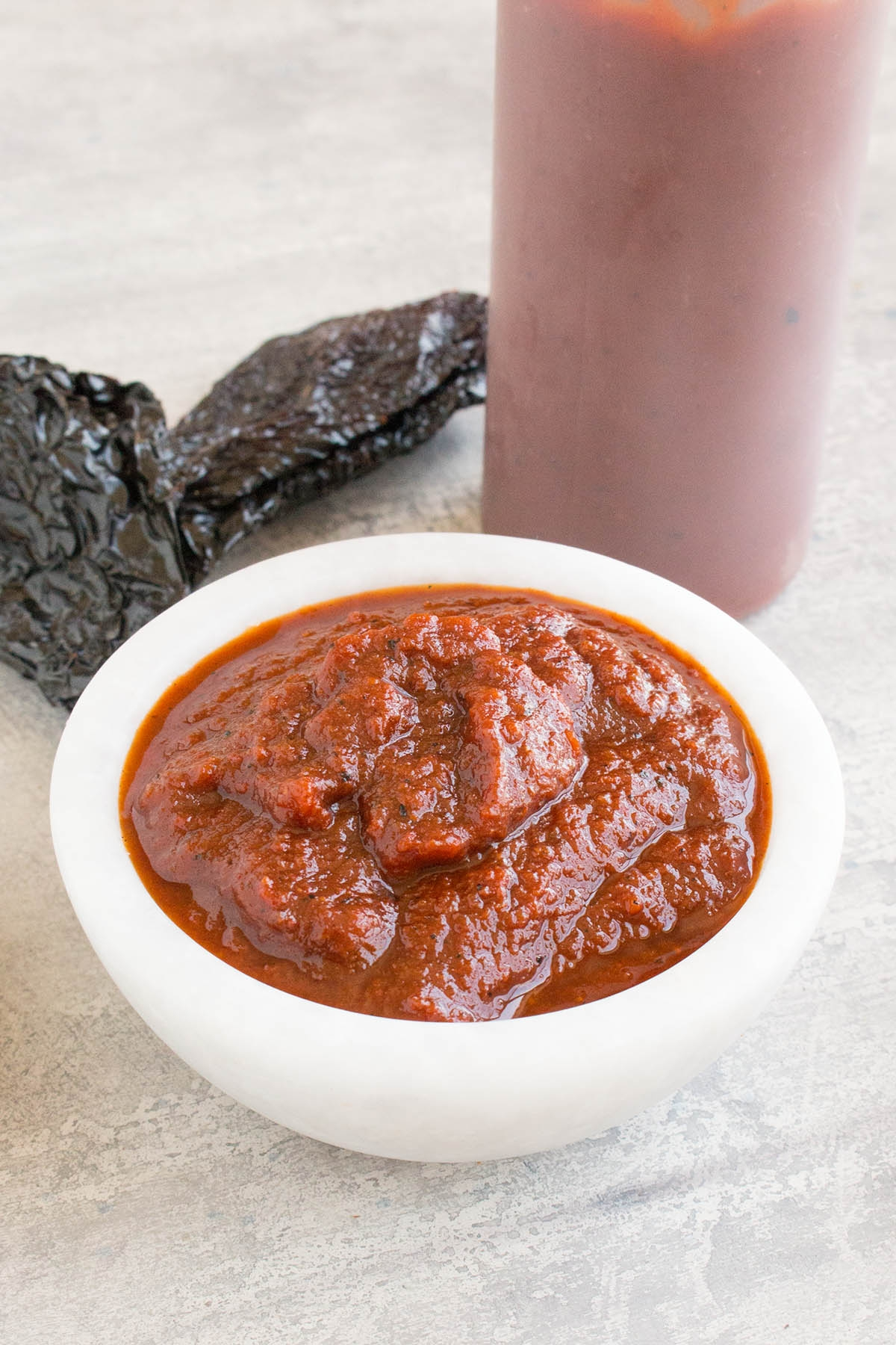 Ancho BBQ Sauce