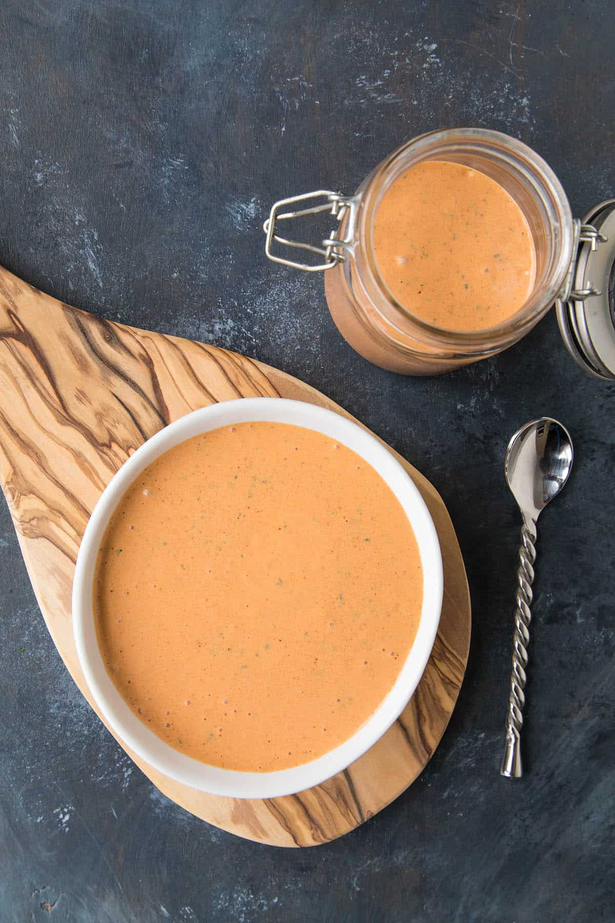 Chipotle Sauce Recipe - Use it as a finishing sauce or as a dip or condiment.