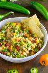 Fresh Mango Salsa – Recipe