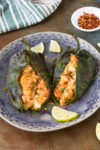 Cream Cheese Stuffed Poblano Peppers - Recipe