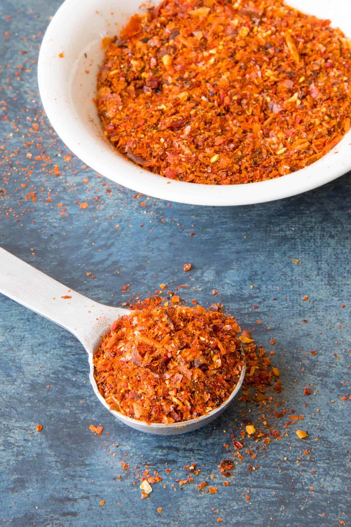 Homemade Roasted Red Jalapeno Chili Powder