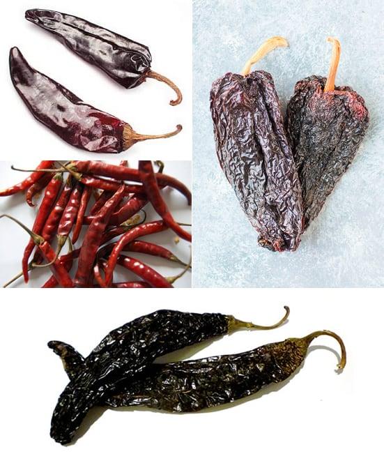 Chili Colorado Chili Peppers