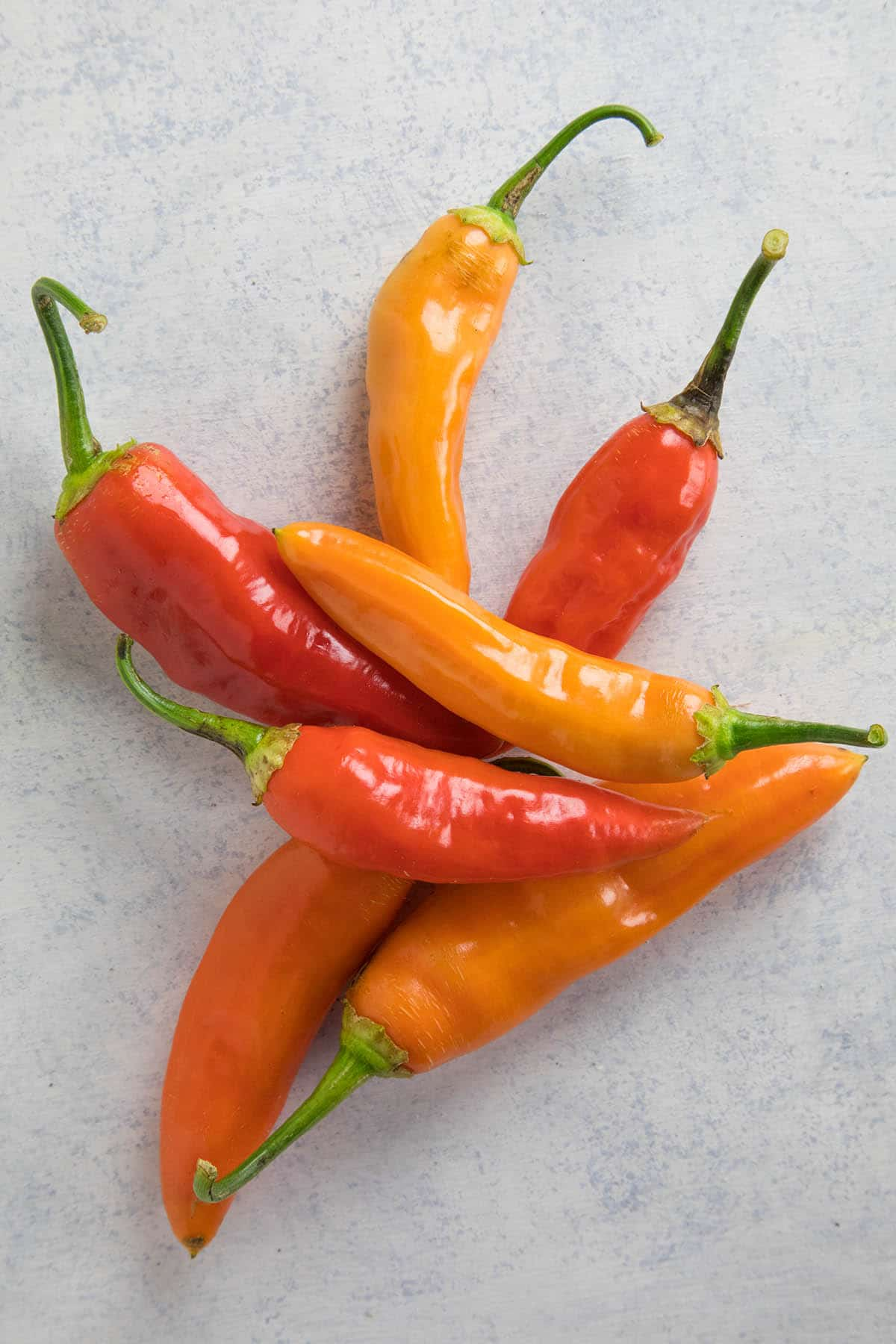Aji Chili Peppers