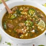 Chili Verde - Recipe