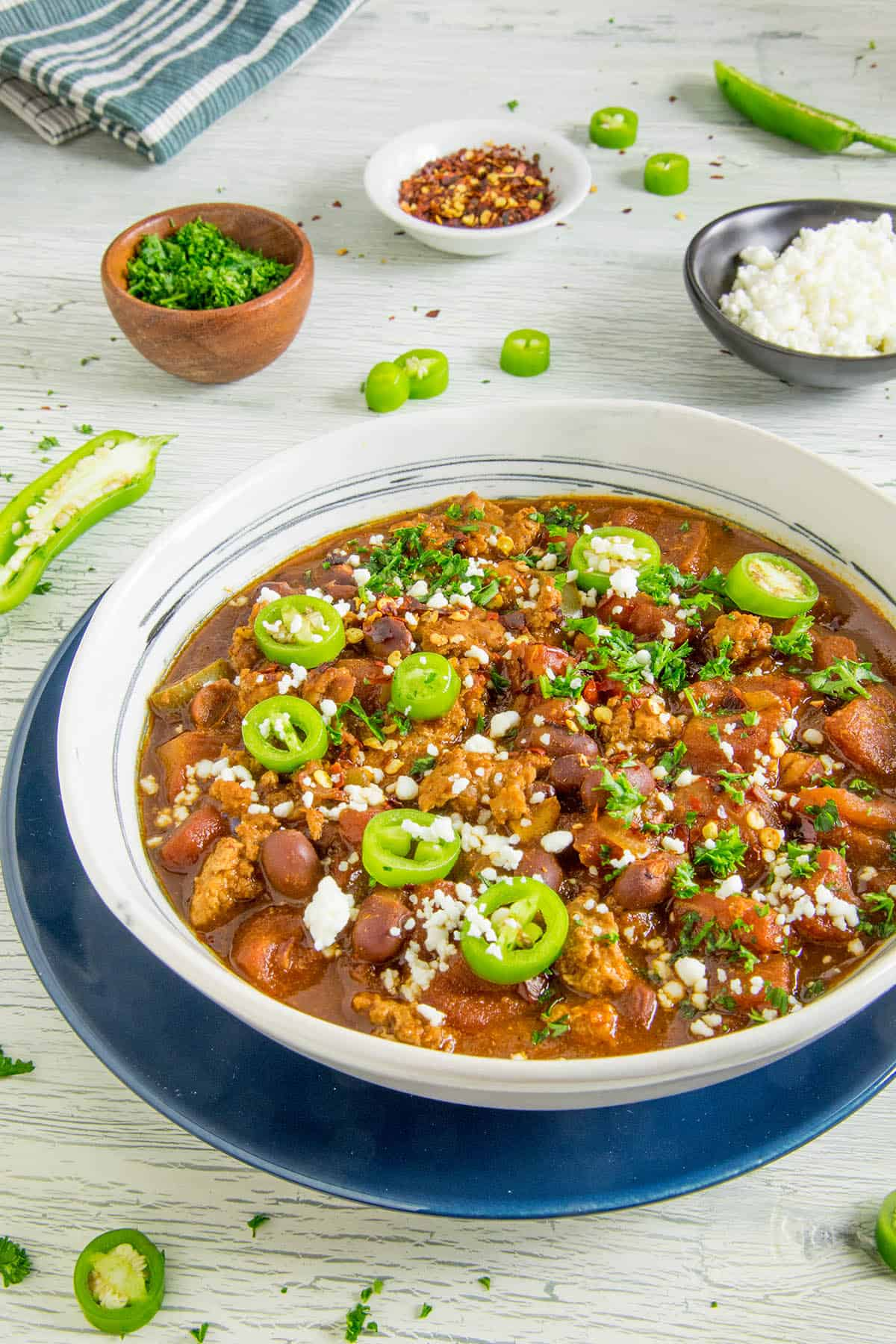 The Easiest Chili in the World