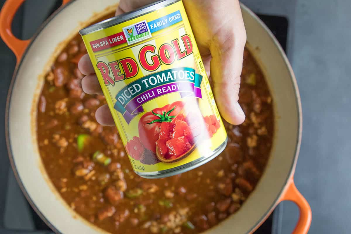 The Easiest Chili In The World Recipe Chili Pepper Madness