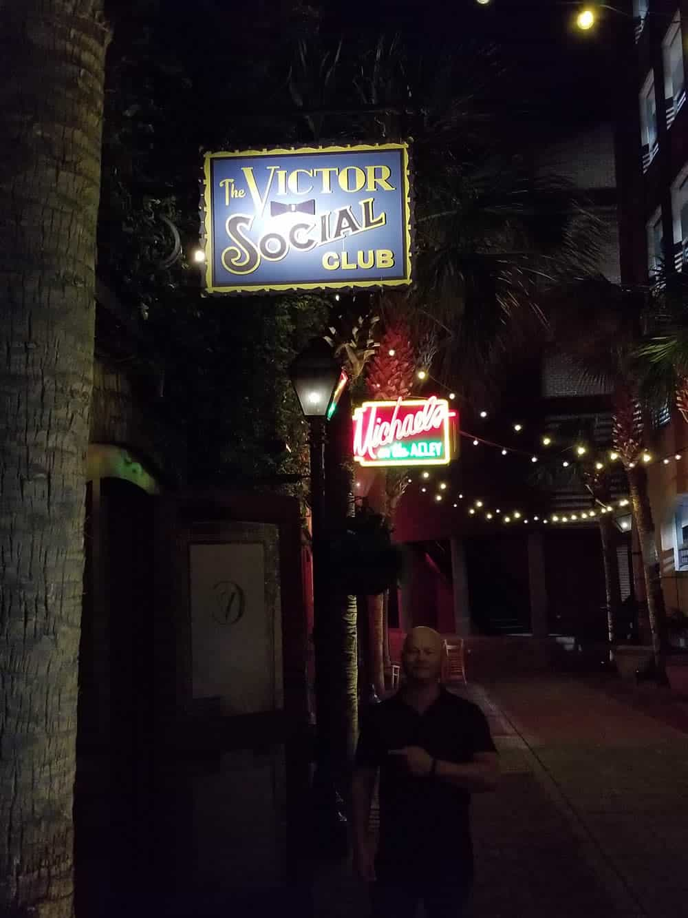 The Victor Social Club in Charleston, South Carolina