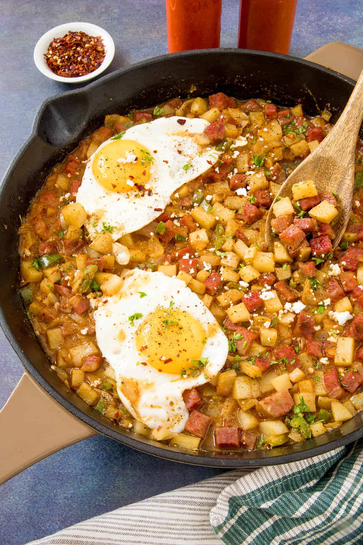 Corned Beef Hash Recipe – Madness Style