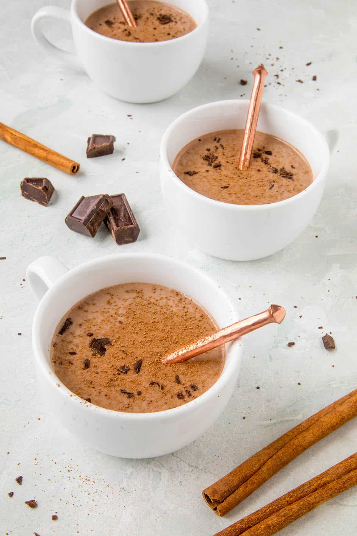 Mexican Hot Chocolate Recipe Chili Pepper Madness