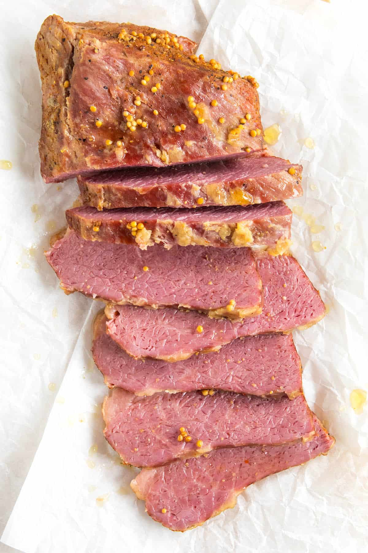 Slow Cooker Corned Beef - Recipe