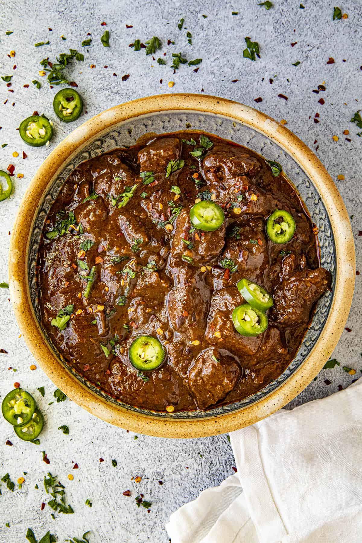 Texas Chili Recipe Chili Pepper Madness