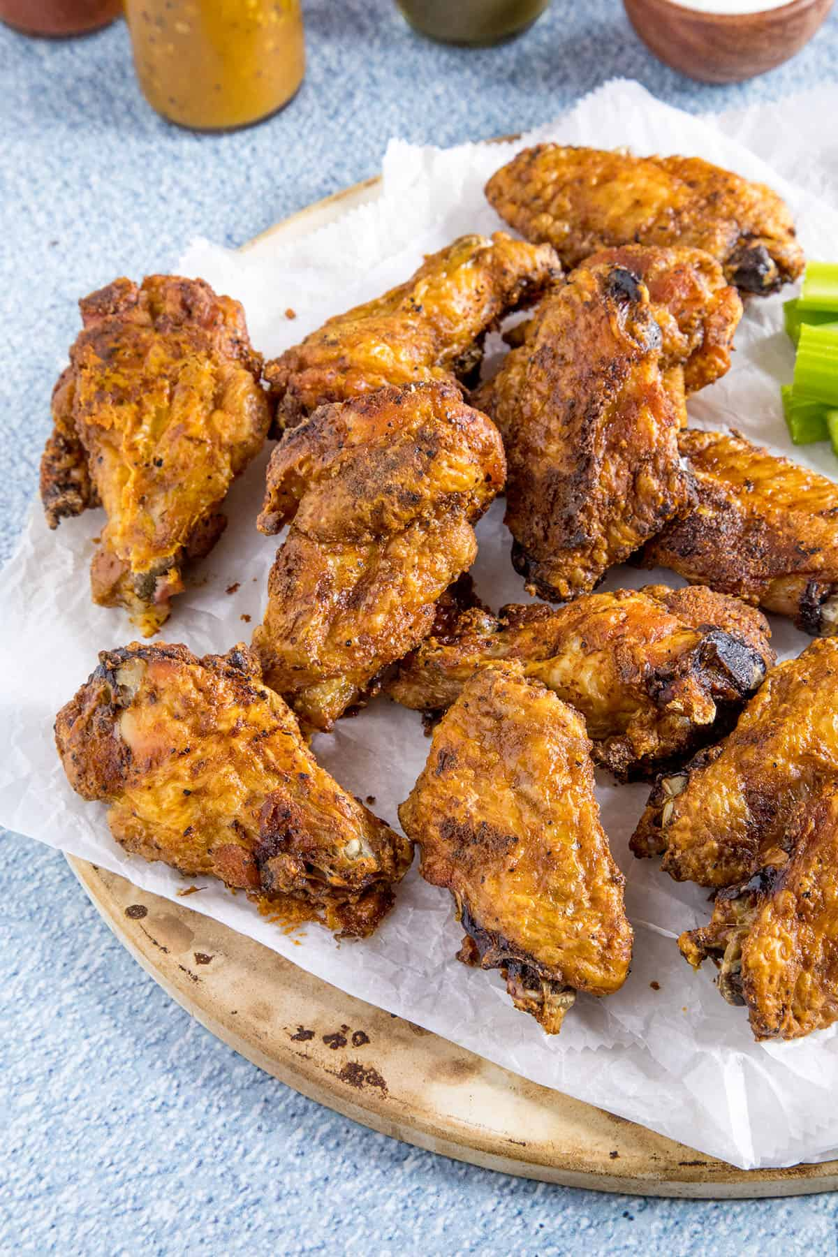 SO Crispy Baked Chicken Wings – Step by Step