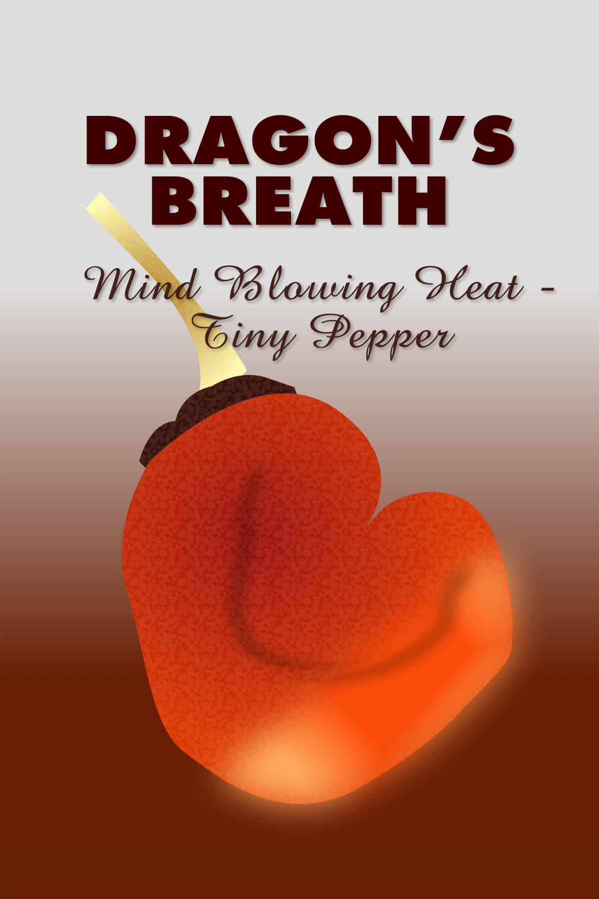 Dragon's Breath Pepper – Mind Blowing Heat, Tiny Pepper