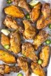 Grilled Jerk Chicken Wings Recipe
