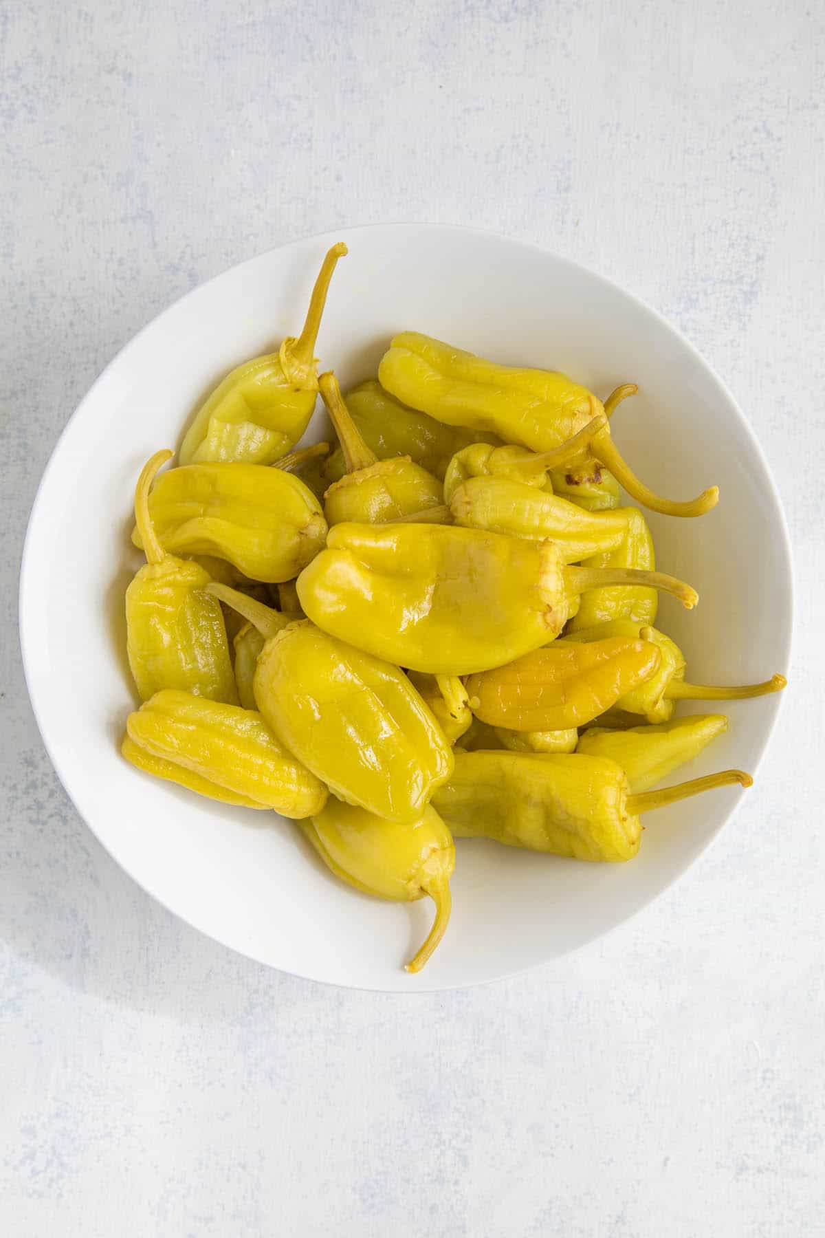 Pepperoncini Peppers – All About Them – Scoville & More