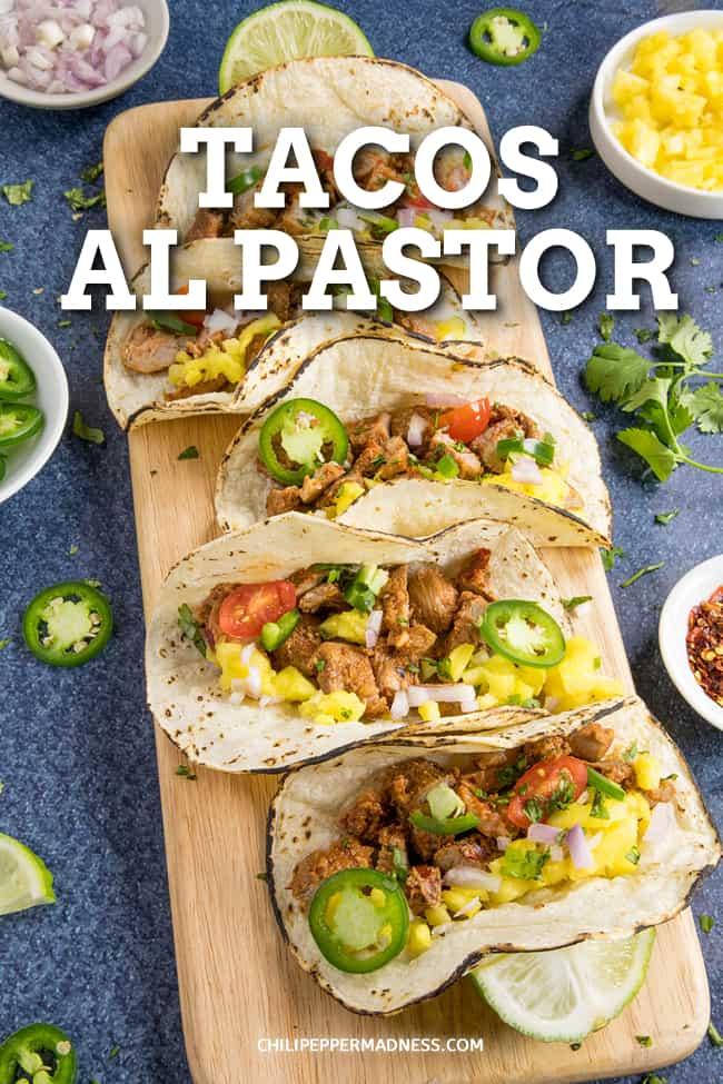 Tacos al Pastor Recipe - \