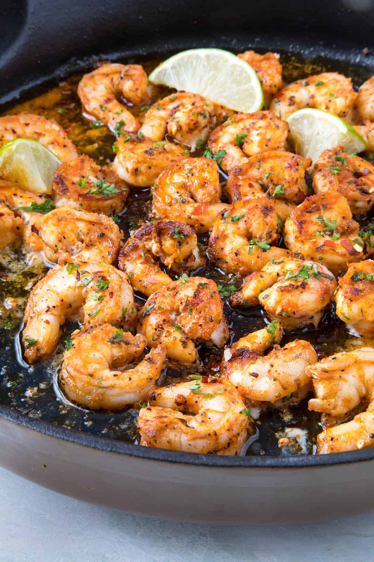 Blackened Shrimp