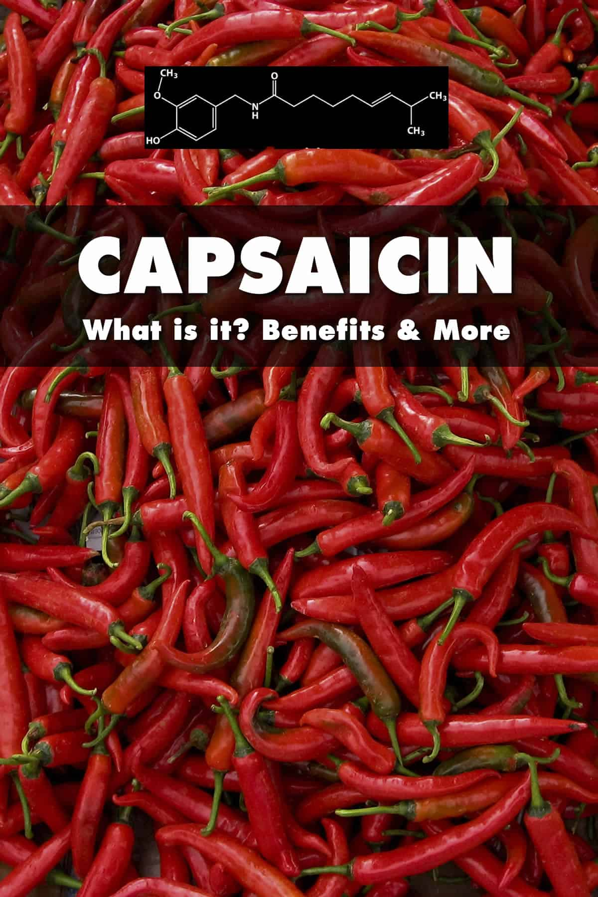 What is Capsaicin? Heat Level, Health Benefits and More