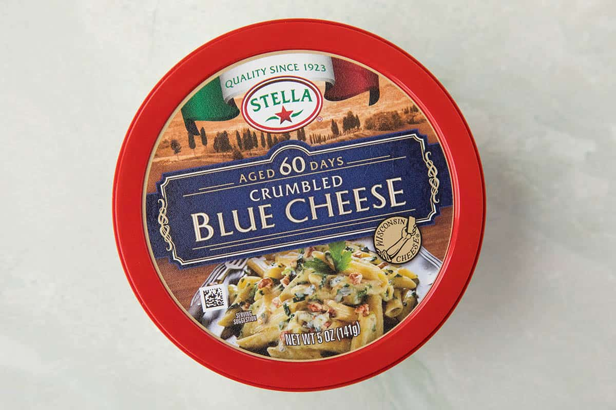 Stella Crumbled Blue Cheese