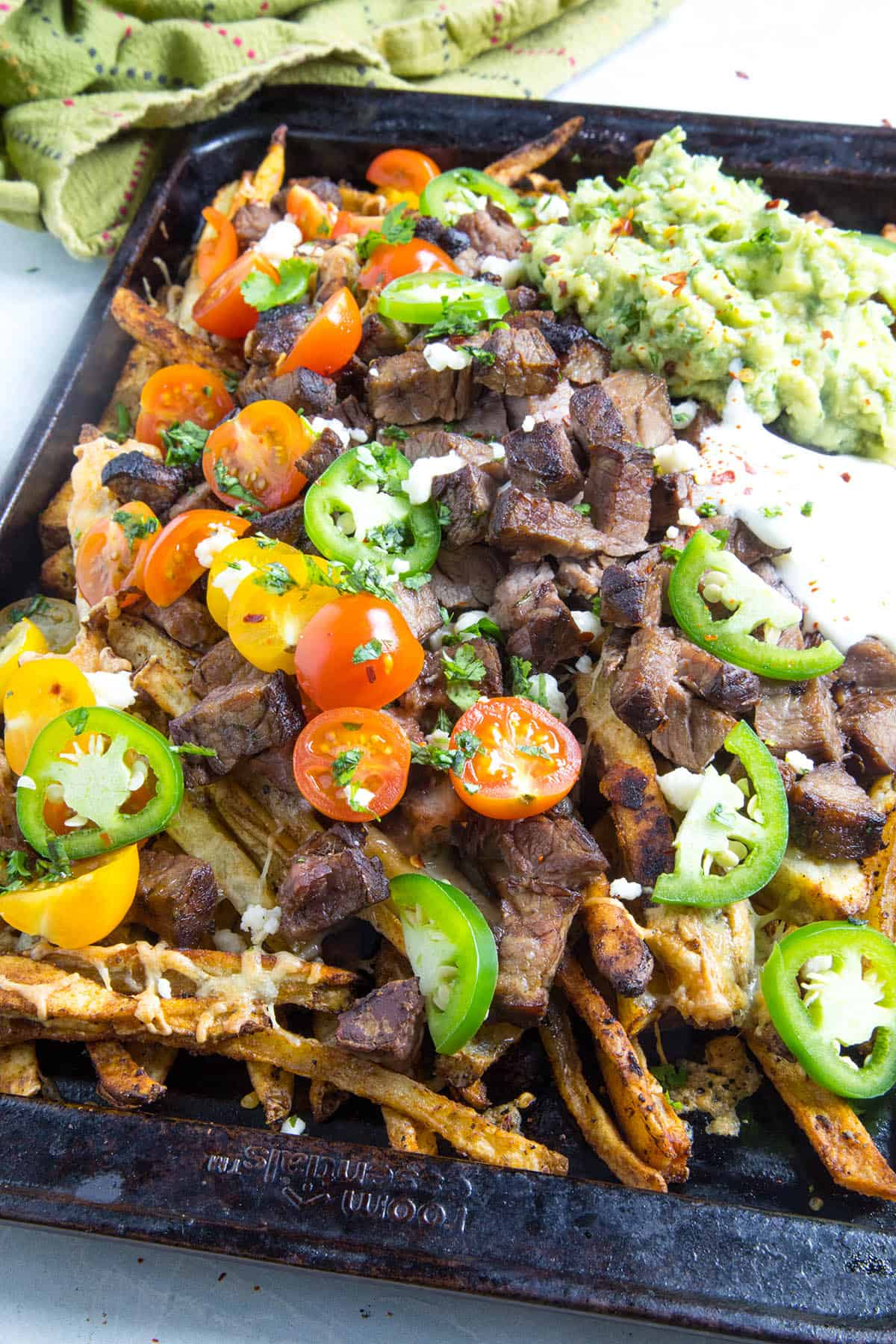 Loaded Carne Asada Fries