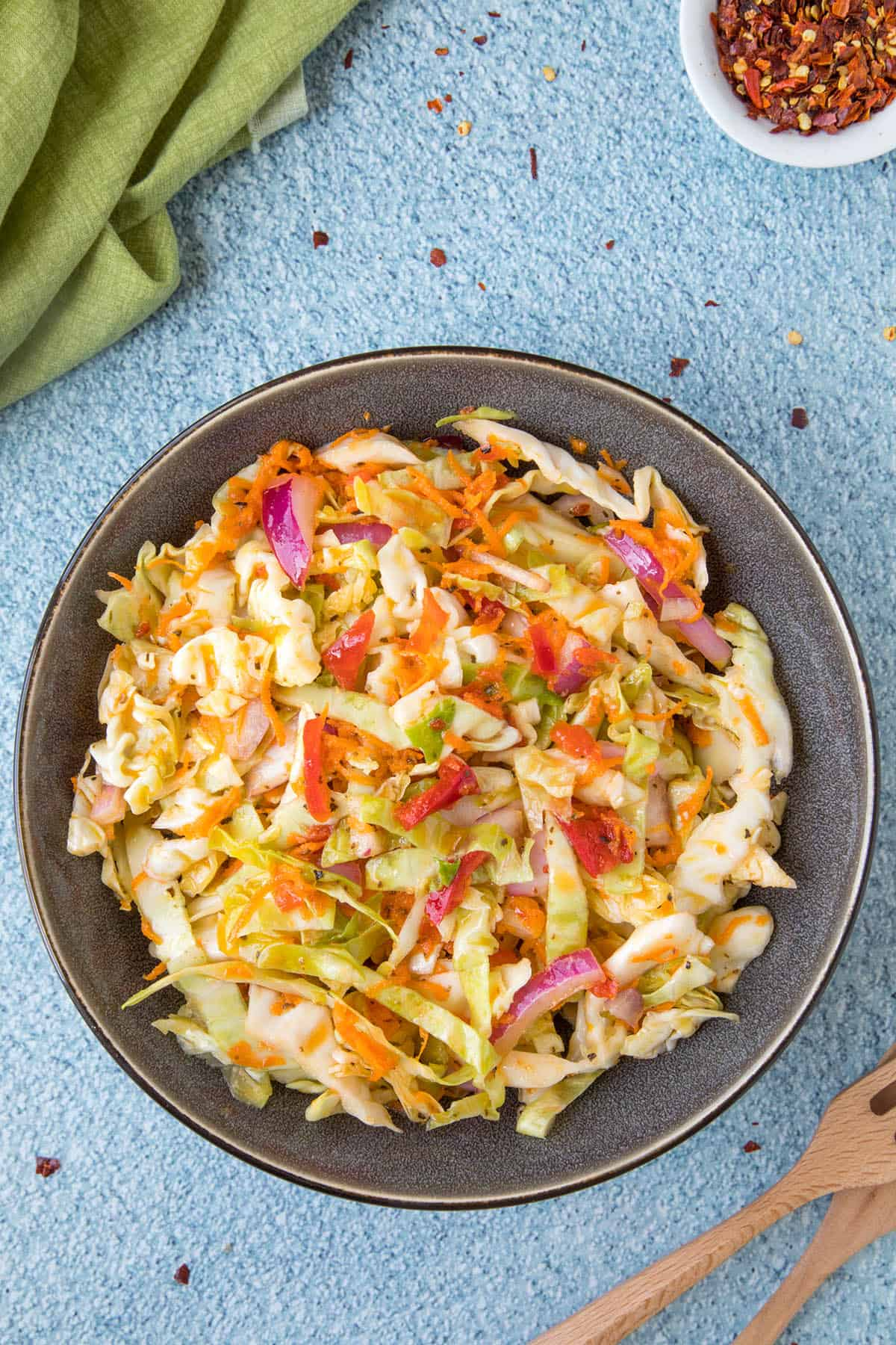 Vinegar Coleslaw, ready to eat