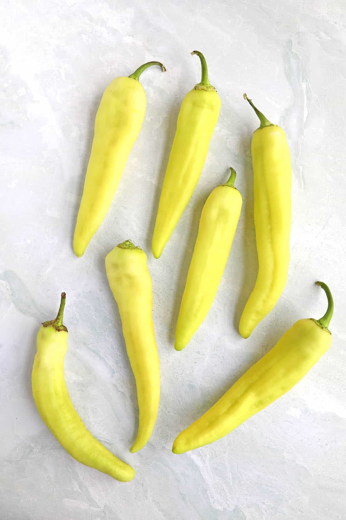 Banana Peppers – All About Them