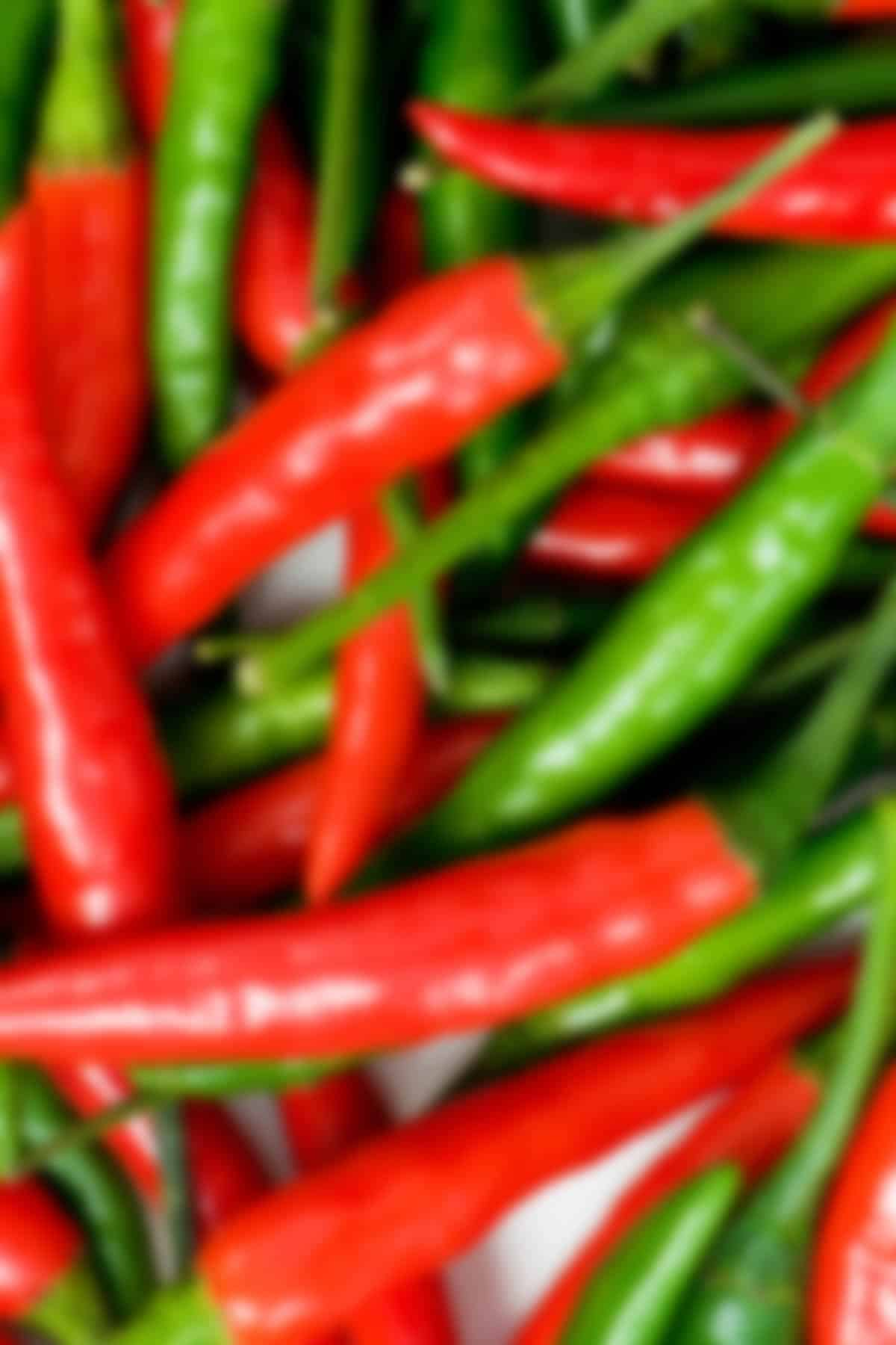 New Mexico Scorpion Chili Peppers