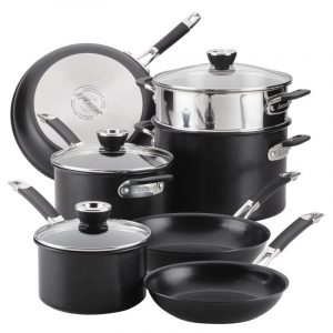 Anolon Smartstack Cookware Set