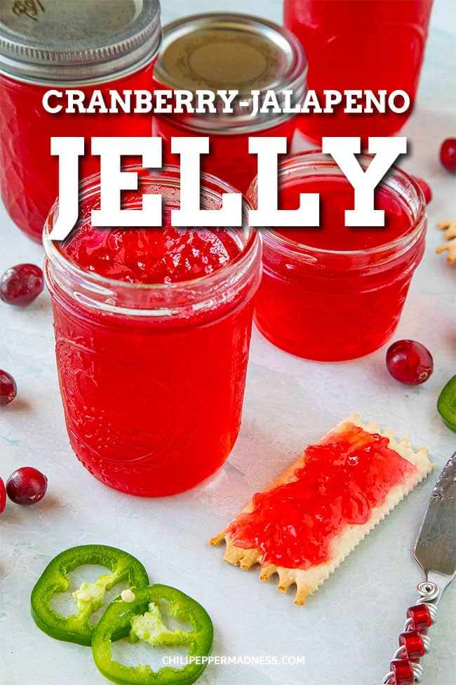 Cranberry-Jalapeno Jelly
