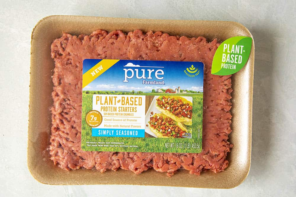 Pure Farmland Plant-Based Protein Starter