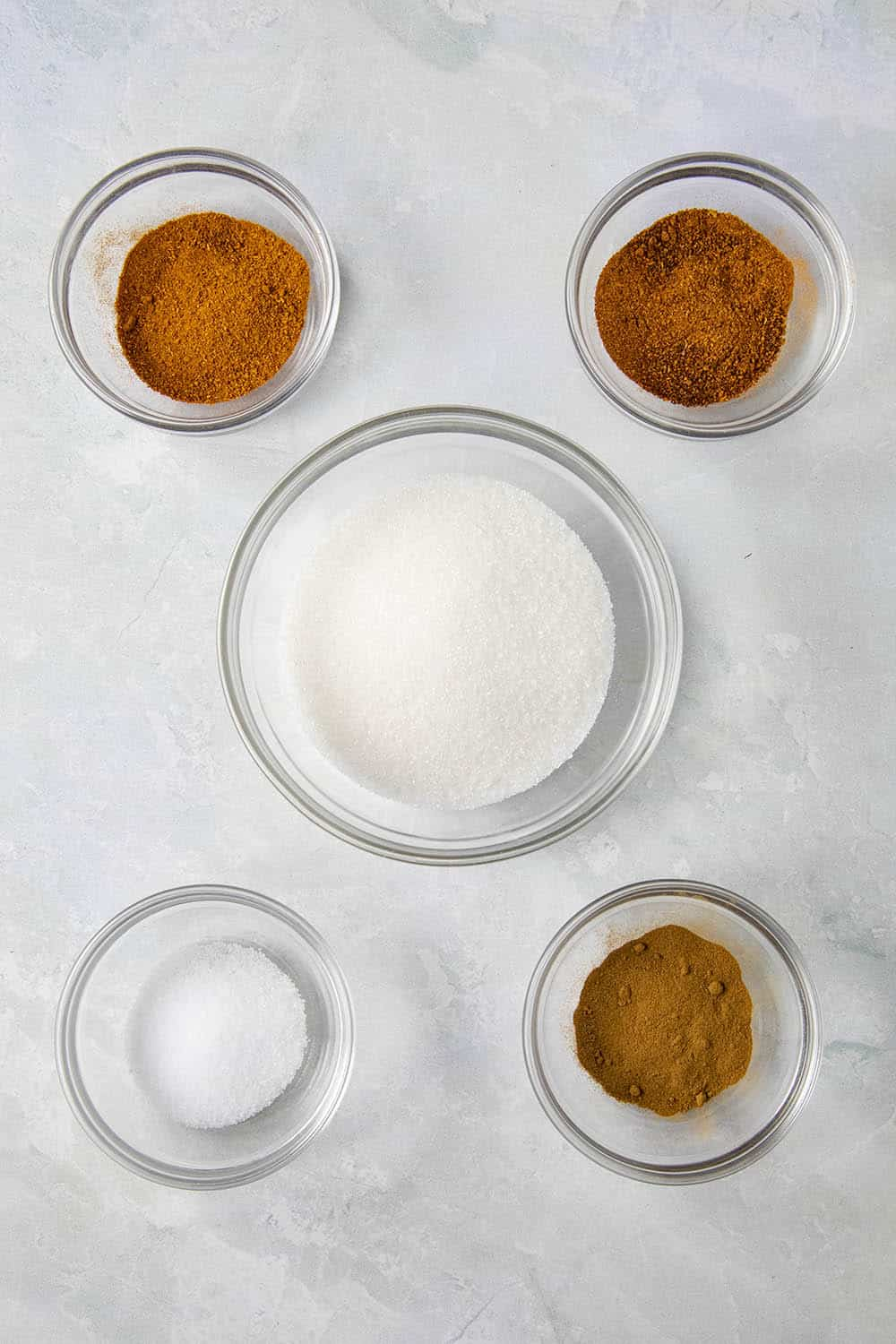 Seasonings for making spicy spiced nuts