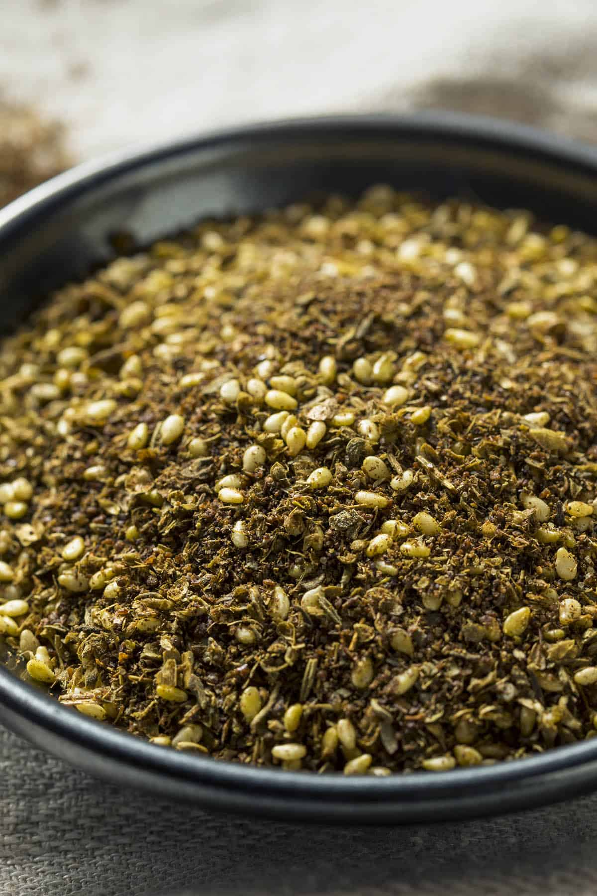 Za'atar Seasoning: Middle Eastern Spice Blend