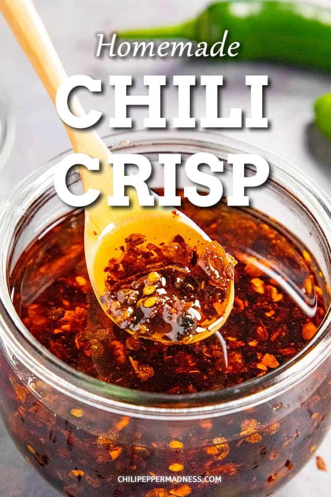 Chili Crisp Recipe: Spicy Chili Oil with Crispy Bits