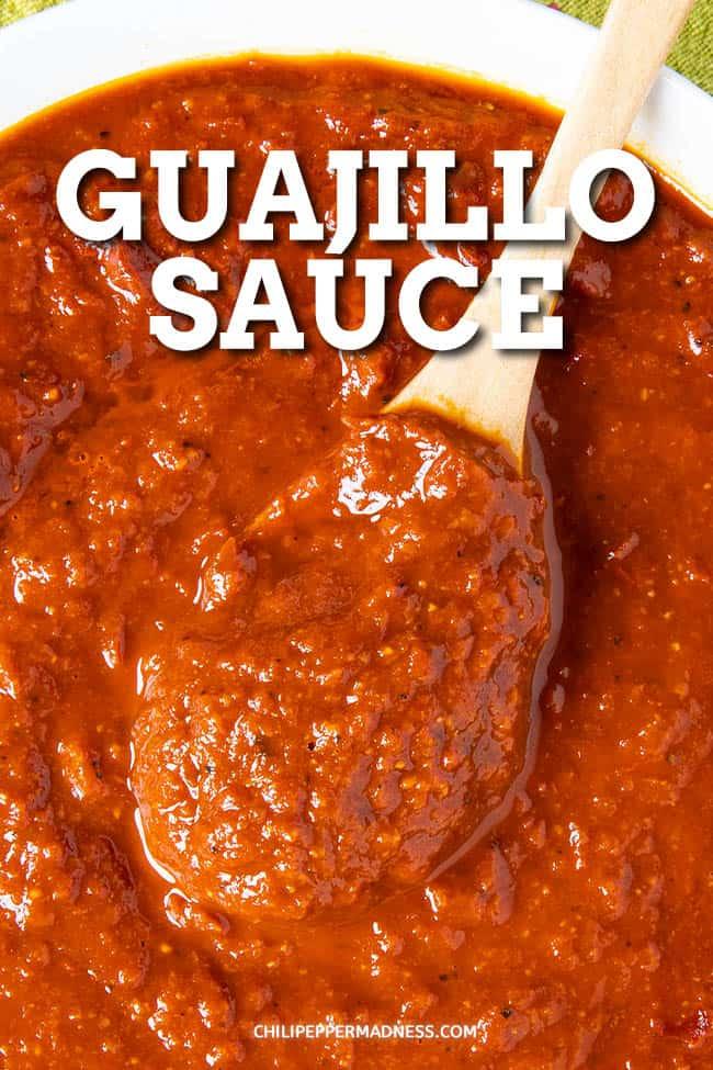Guajillo Sauce